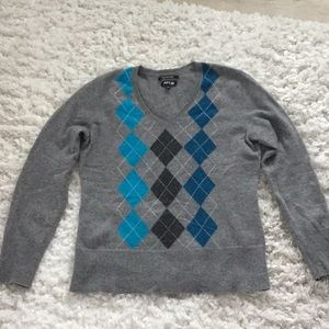 Cashmere sweater size large